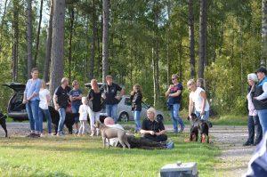 Korvgrillning, allmän träning och hinderfix-kväll! @ Lidköpings Brukshundklubb