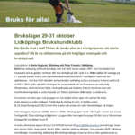 Bruksläger 29-31 oktober